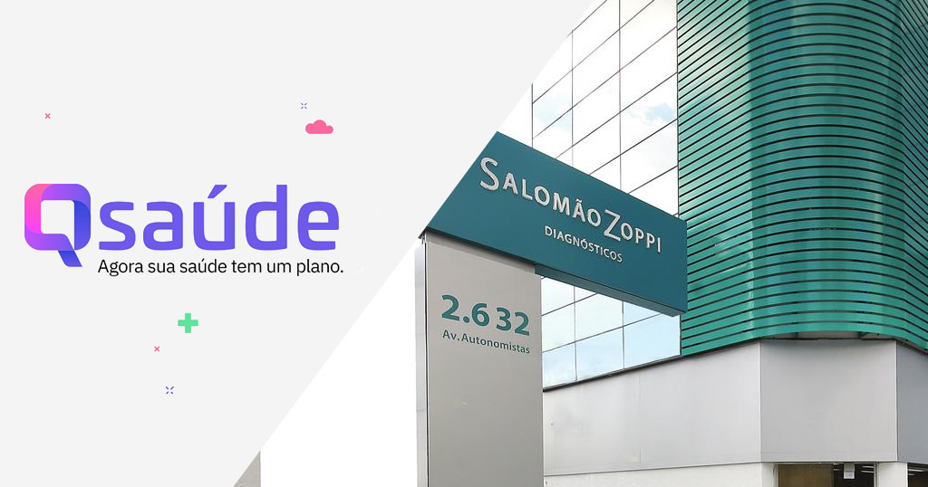 O Laboratório Salomão Zoppi atende o plano de saúde QSaúde?